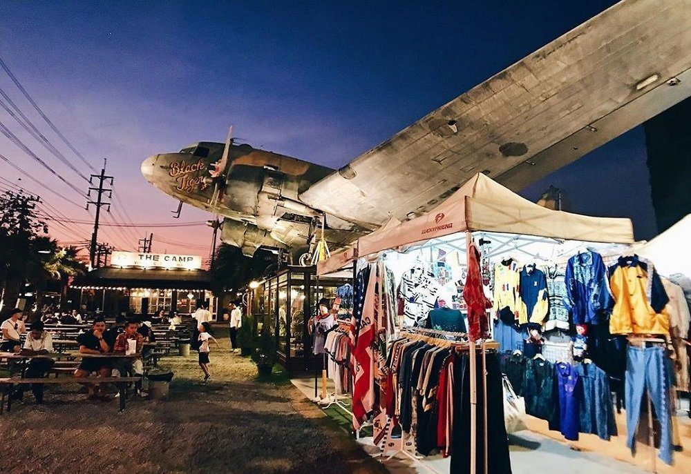 The Camp Vintage Flea Market