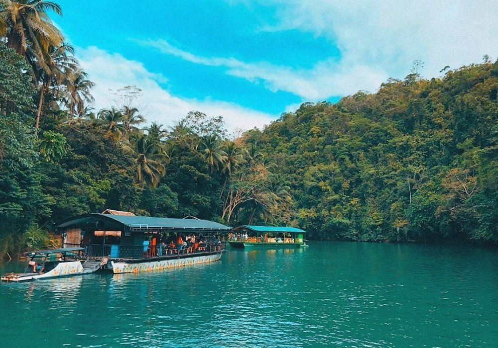游罗博河 Loboc River Cruise