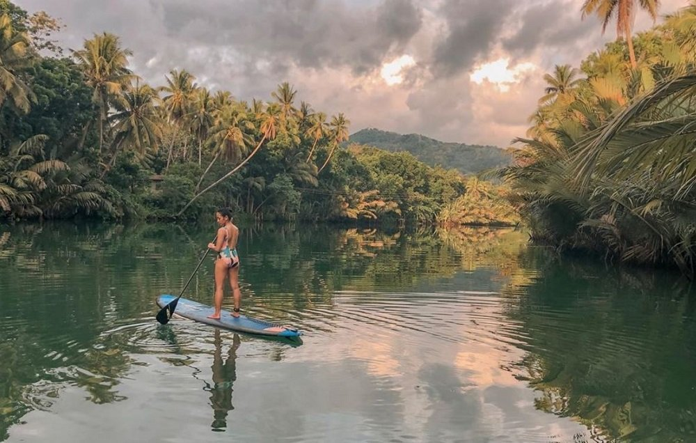 Loboc River Stand Up Paddle Adventure
