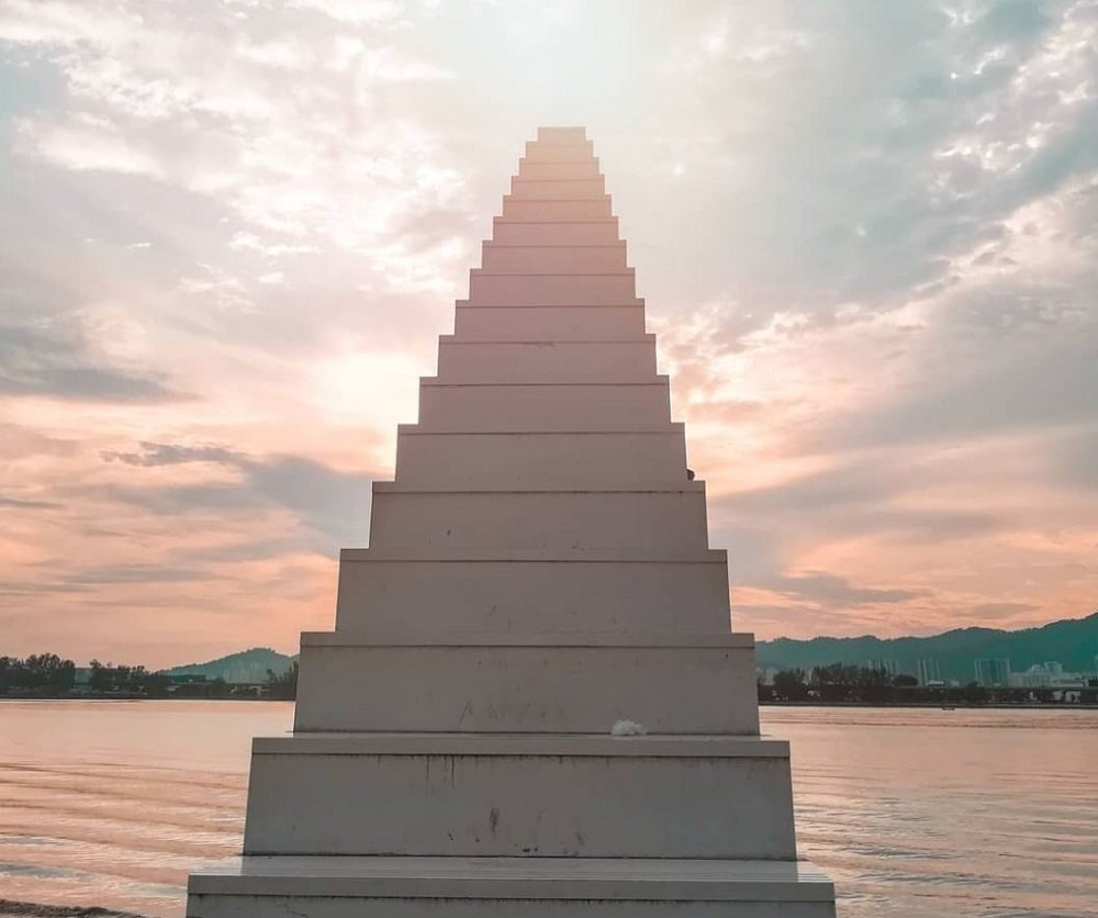 Pulau jerejak 天堂阶梯