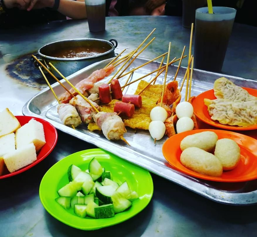 capital satay celup